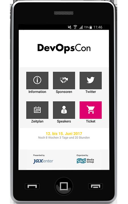 DevOpsCon App