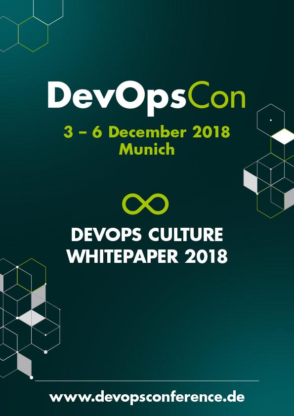 DevOps Culture whitepaper 2018
