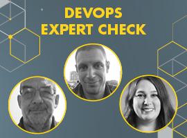 DevOps expert check