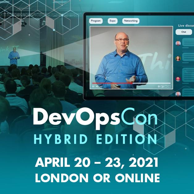 DevOpsCon London 2021